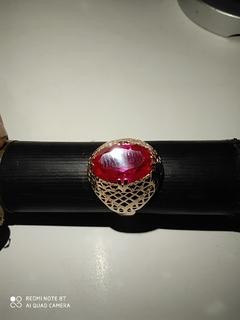 Золотий жіночий перстень