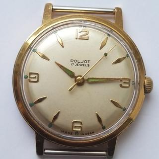 Часы Полет Poljot 17 jewels made in USSR