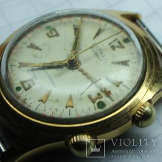 Часы Сигнал СССР с будильником AU20