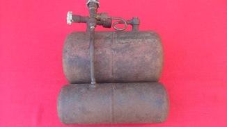 Часть немецкого огнемета Flammenwerfer 41 (FmW.41)