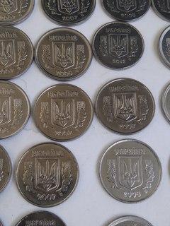 Брак монет 1-2 копейки Украины браки