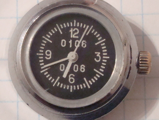 Часы от фотопулемёта ( ЧЧЗ)