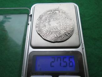 Талер 1621   патагон