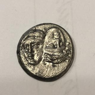 Істрія, драхма, 400-350 до Р.Х.