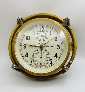 Хронометр авиатор. 1 ГЧЗ анкерный.