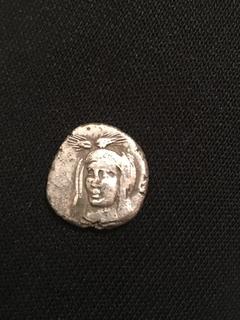 Драхма TYRA по Анохину В.А. (2011 г.) 330-310 гг до н.э.