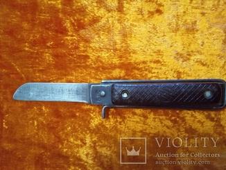 Нож монтера.СССР.