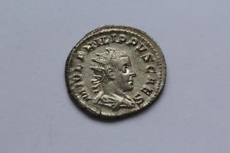 Филип II антониниан RIC 216
