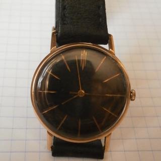Золотые часы 15 грамм СССР