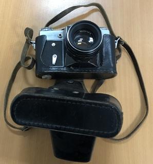Фотоаппарат Зенит-Е Гелиос 44-2