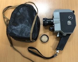 Кинокамера Метеор 8 М