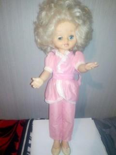 Кукла СССР в родной одежде Киев