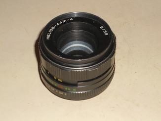 Helios-44M-4, 1:2, 58mm