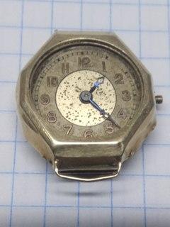 Золотые часы. Au 585.