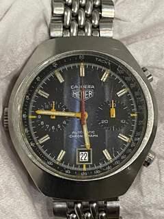 Часы хронограф Tag Heuer carrera