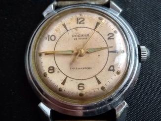 Часы ,Родина' автоподзавод