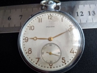 Часы ,Искра'