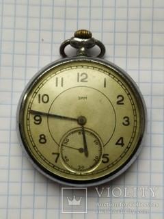 Часы Карманные Зим
