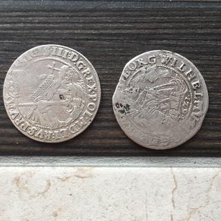 Два орта 1621 и 1623