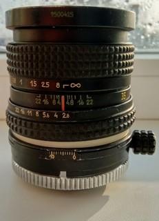 PCS Arsat H 35mm