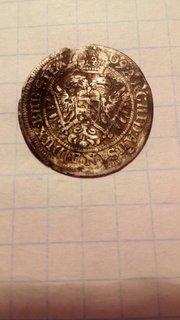 3 kreuzer 1709 Joseph, FN - Breslau,Silesia