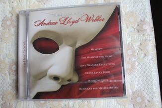 Новый CD  Billy Hutch  – The Elegance Of Andrew Lloyd Webber (2002)