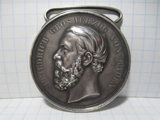 Медаль За Заслуги 1869 - 1881