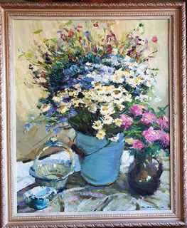 Полевые цветы . Анатолий Шаповалов