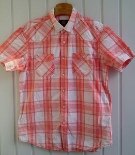 Рубашка короткий рукав Lee Cooper Vintage