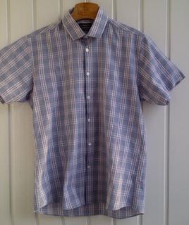Рубашка короткий рукав Cedar Wood State