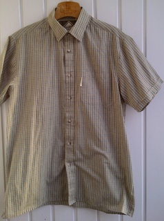 Рубашка короткий рукав Country life in Rydale L,XL