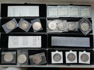300 лет русского флота подборка монетовидных жетонов