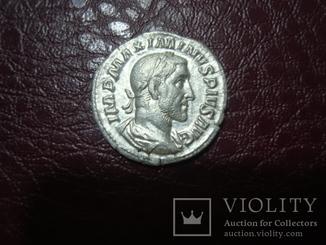 Денарий (серебро), Гай Юлий Вер Максимин, 235-238 год
