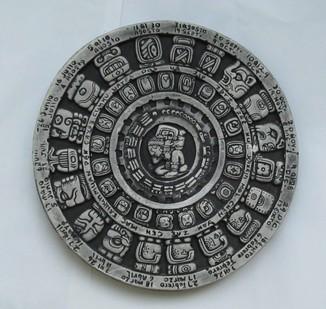 Календарь майя, Мексика