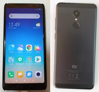 Продам Xiaomi Redmi 5 3/32 Gb Black