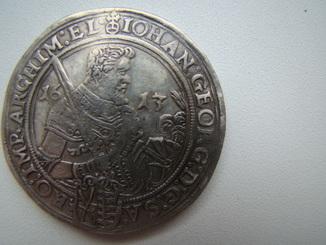Талер 1613 г.