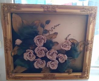 Розы из Кожы