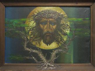 Христос в терновом венке