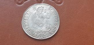 15 крейцеров  1665 г.