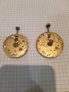 Механизм  к карманным часам
