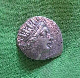 Родос ,драхма , 88-81 до н,е,