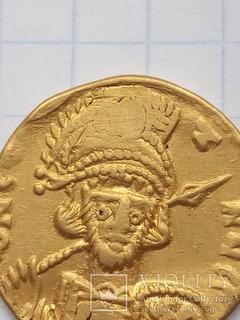 Солид Константина IV