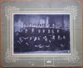Фото Ученицы в классе