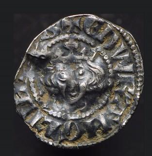 Англия пенни 1280 Эдвард I Лондон серебро