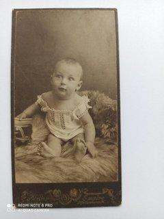 Старинное антикварное фото