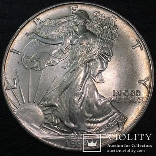 Один доллар 1994 год