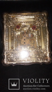 Антикварная икона  «ДЕИСУС», 19 век.