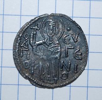 Аспр. Трапезунд. Мануил I (1238-1263г.г.)