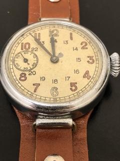 Часы «Кировка» 1948 года