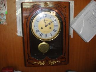 Годинник Янтар з боєм
